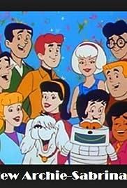 The New Archie/Sabrina Hour Poster - TV Show Forum, Cast, Reviews