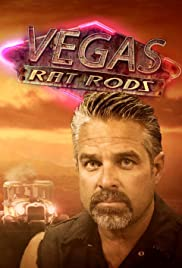 Vegas Rat Rods Poster