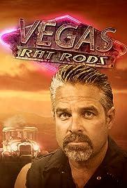 Vegas Rat Rods Poster