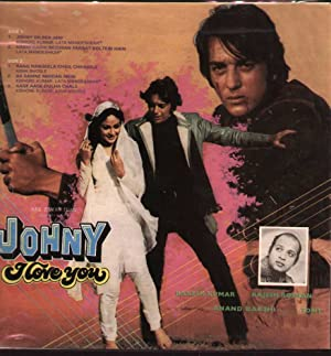 Sanjay Dutt Johny I Love You Movie