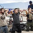 Daniel MacPherson, Warren Brown, and Roxanne McKee in Strike Back (2010)