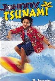 Johnny Tsunami Poster
