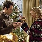 Mark-Paul Gosselaar and Amy Smart in 12 Dates of Christmas (2011)