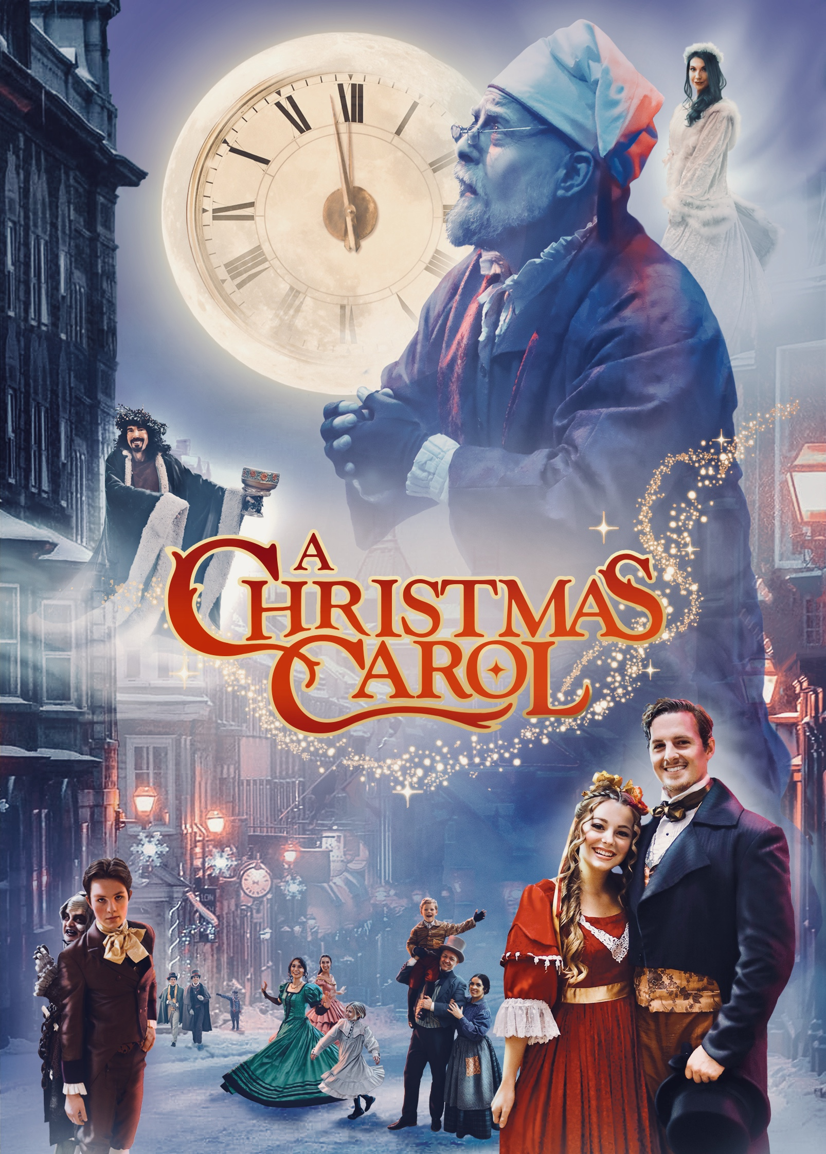 2020 Christmas Carols A Christmas Carol (Video 2020)   IMDb