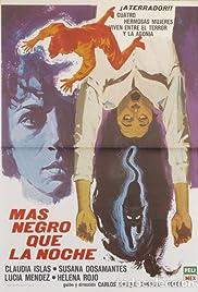 Darker Than Night(1975) Poster - Movie Forum, Cast, Reviews