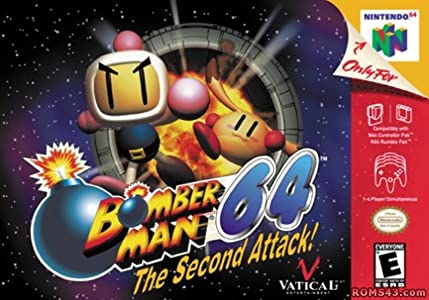 Filmer for mobil Bomberman 64: The Second Attack! by Kohji Innami, Satoru Sugimoto (1999)  [iTunes] [1080p] [1080pixel]