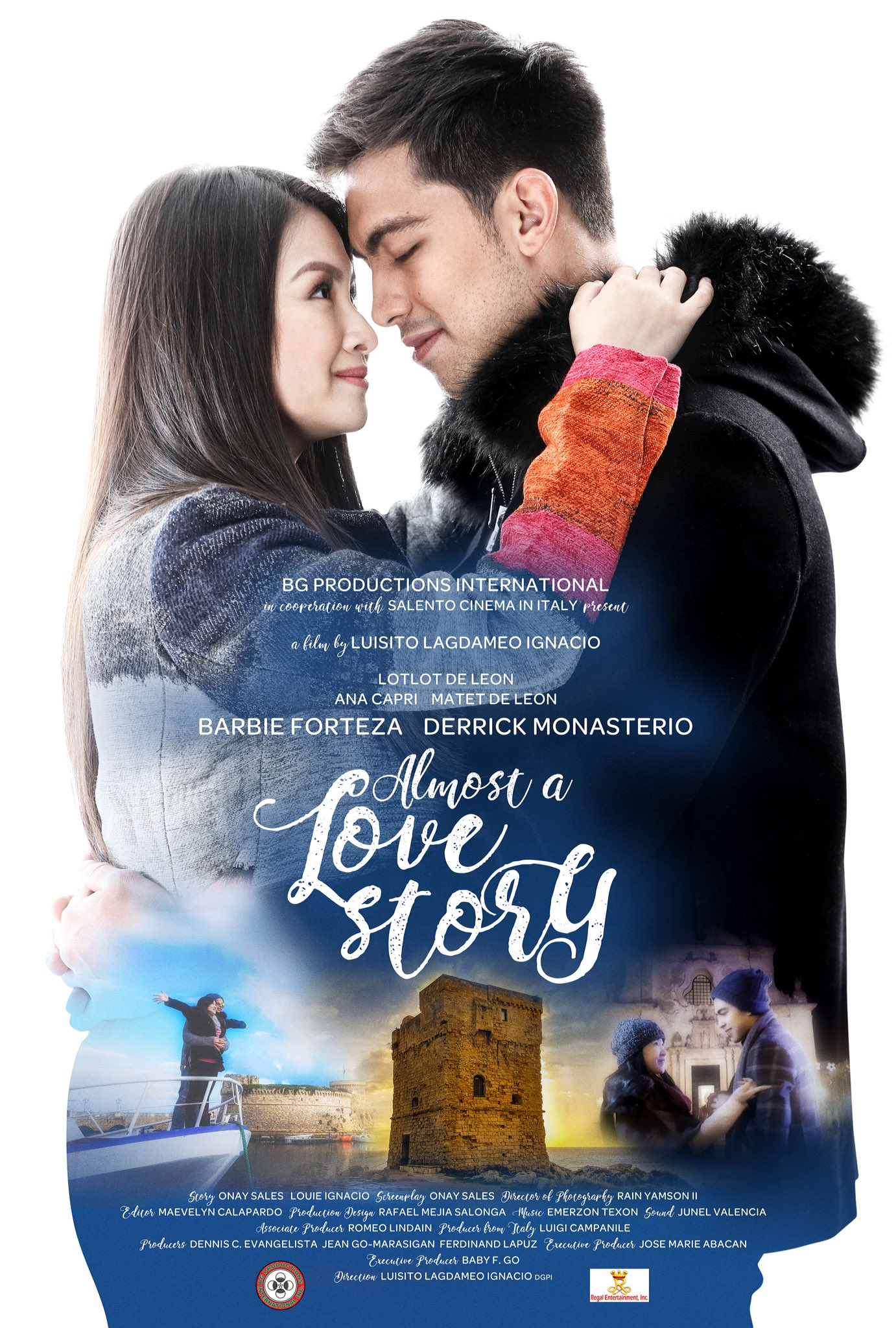 Almost A Love Story 2018 Imdb