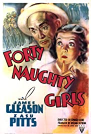 Forty Naughty Girls Poster