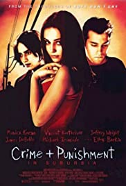 Crime + Punishment in Suburbia Poster
