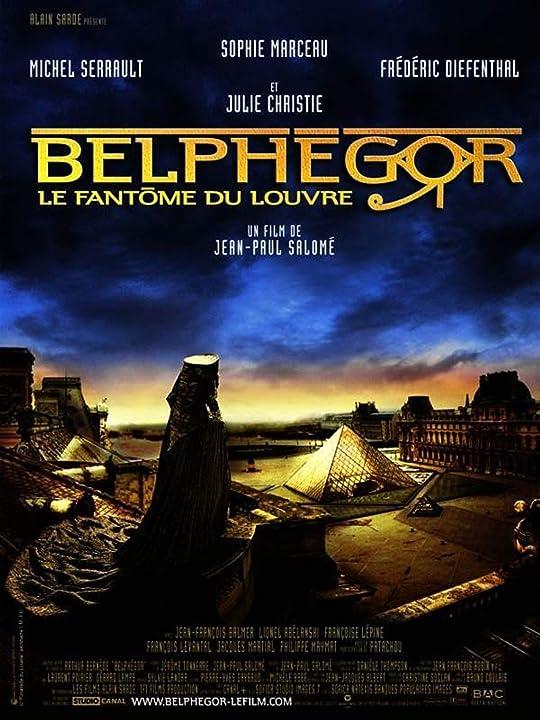 Belphegor, Phantom of the Louvre (2001) Hindi Dubbed