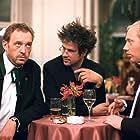 Josef Hader, Christoph Schlingensief, and Simon Schwarz in Silentium (2004)