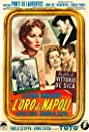 The Gold of Naples (1954) Poster