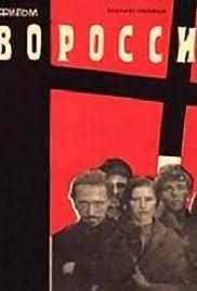 Pervorossiyanye Poster