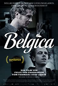 Stef Aerts in Belgica (2016)