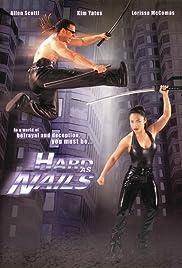 Hard As Nails Poster