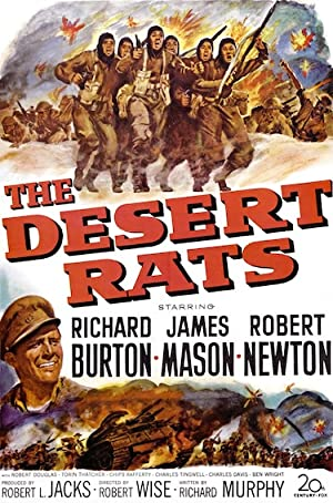 Where to stream The Desert Rats