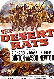 The Desert Rats Poster