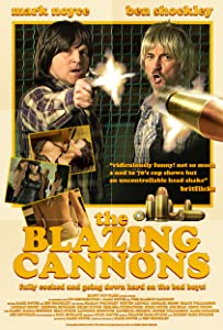 the The Blazing Cannons hindi dubbed free download