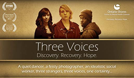 Watch japanese action movies Three Voices: Discovery. Recovery. Hope [Mpeg]