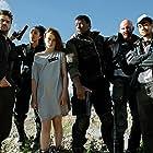 Burt Rutteman, Dave Mantel, Julia Batelaan, Kris Patmo, Shilton Chelius, and Yasmin Blake in Kill Mode (2020)
