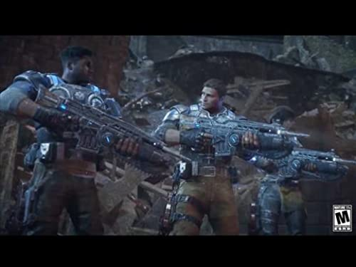 Gears Of War 4 (VG)