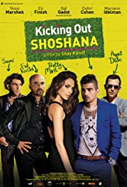 Kicking Out Shoshana Poster