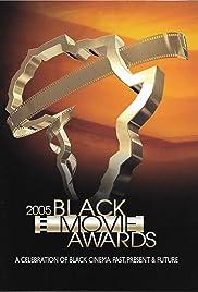The Black Movie Awards Poster
