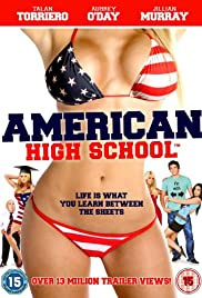 American High School Poster