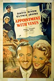 Appointment with Venus Poster - Movie Forum, Cast, Reviews