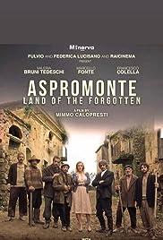 Via dall'Aspromonte Poster