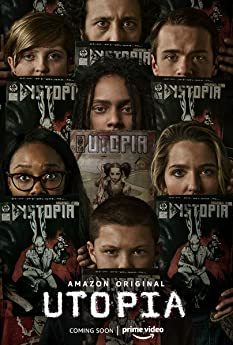 A group of young adults, who meet online, get a hold of a cult underground graphic novel, which not only pins them as a target of a shadowy deep state organization, but also burdens them with the dangerous task of saving the world.