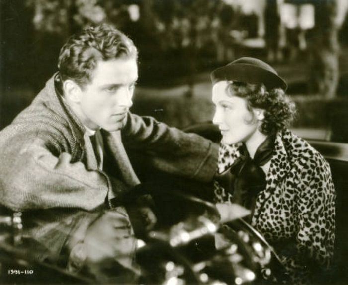 Phillips Holmes and Dorothy Jordan in 70,000 Witnesses (1932)