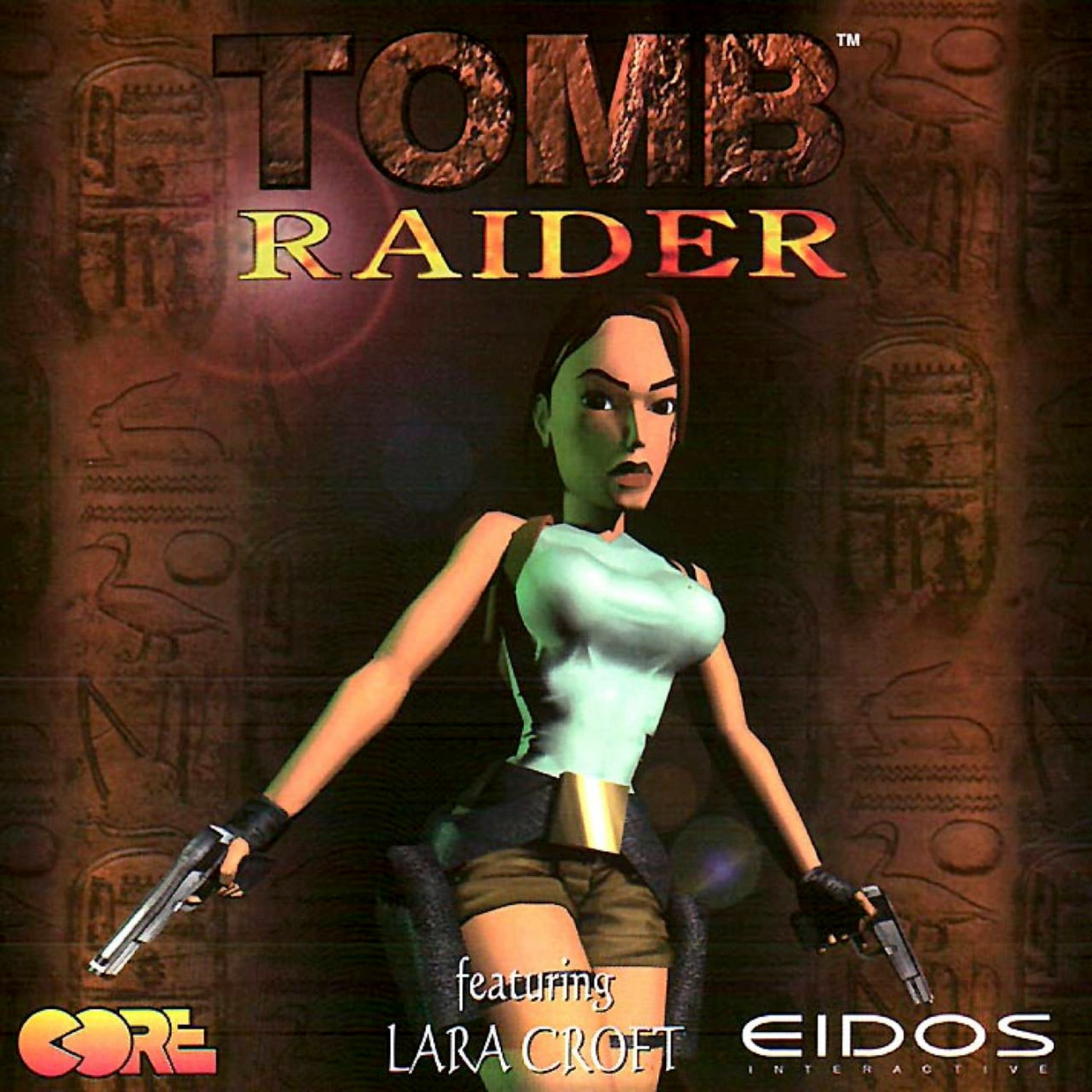 Tomb Raider Video Game 1996 Imdb