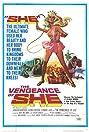 The Vengeance of She (1968) Poster