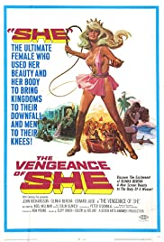 The Vengeance of She(1968) Poster - Movie Forum, Cast, Reviews