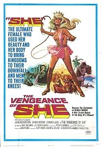 The Vengeance of She Robert Day