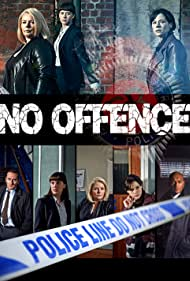 Elaine Cassidy, Will Mellor, Colin Salmon, Joanna Scanlan, and Alexandra Roach in No Offence (2015)