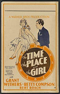 Movie time The Time, the Place and the Girl [QHD]