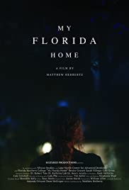 My Florida Home Poster