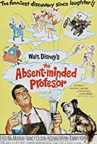 The Absent Minded Professor (1961) Poster - Movie Forum, Cast, Reviews