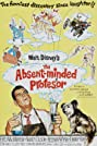 The Absent Minded Professor (1961) Poster