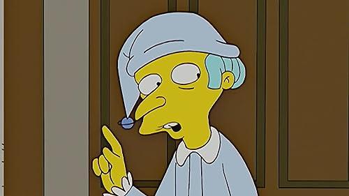 The Simpsons: Bart Saves Mr. Burns