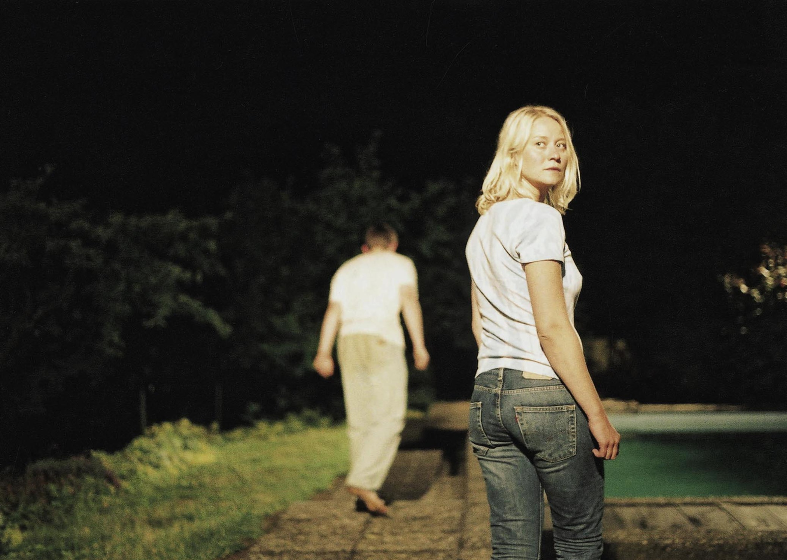 Trine Dyrholm in Bungalow (2002)