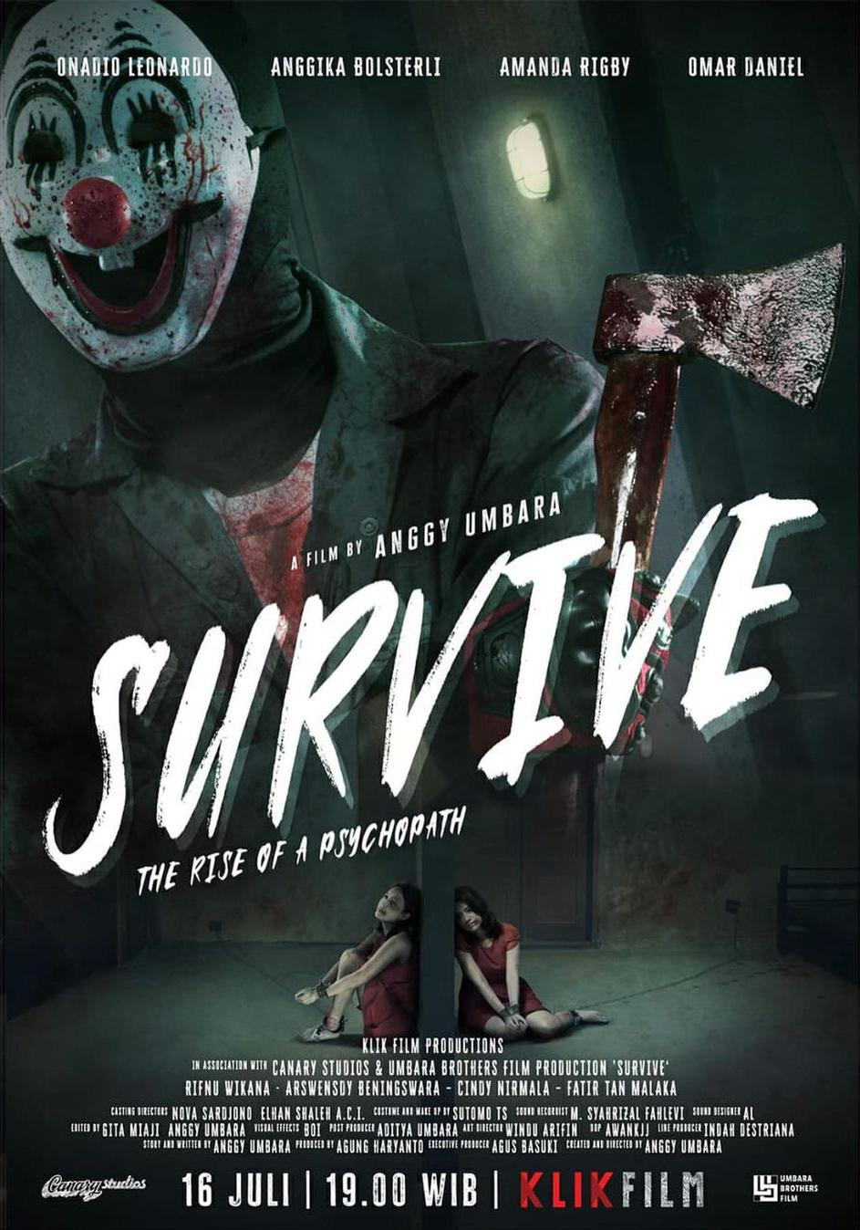 Download Survive (2021) Tamil Dubbed (Voice Over) & English [Dual Audio] WebRip 720p [1XBET] Full Movie Online On 1xcinema.com