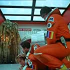 Martin Landau and Nick Tate in Destination Moonbase-Alpha (1978)