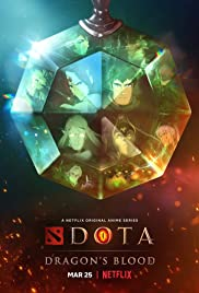 Watch Free Dota: Dragons Blood (2021 )