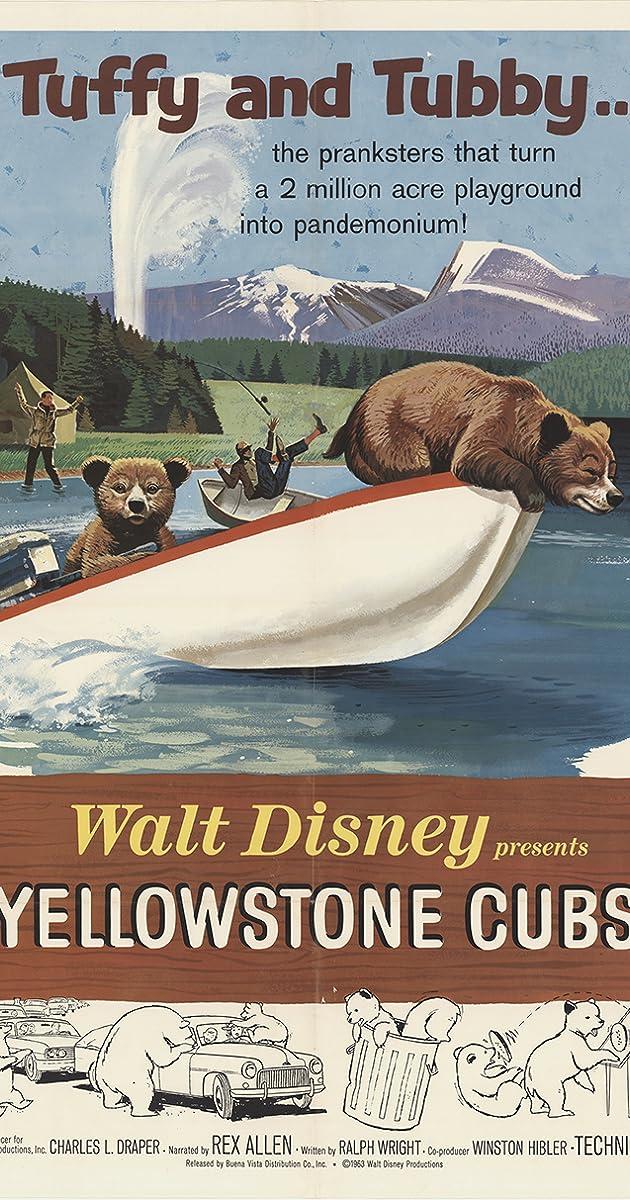 Yellowstone Cubs (1963) - IMDb