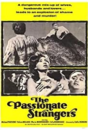 The Passionate Strangers Poster