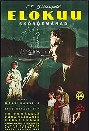 Elokuu(1956) Poster - Movie Forum, Cast, Reviews