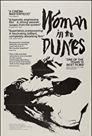 Woman in the Dunes Poster